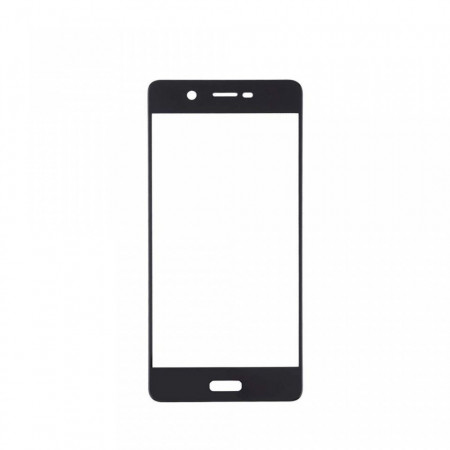 Sticla geam Nokia 5 negru