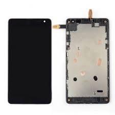 Poze Ansamblu display touchscreen rama Microsoft Lumia 535 CT 2C swap