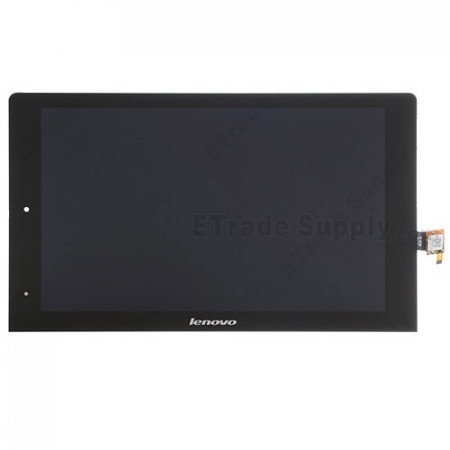 Display Lenovo IdeaPad Yoga B8000 negru