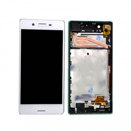 Display Sony Xperia X F5121 alb