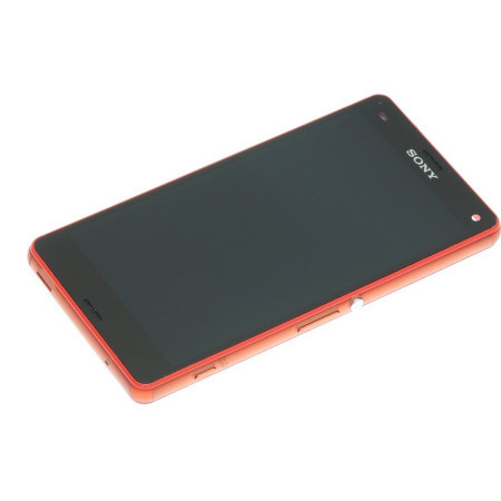 Display Sony Z3 Compact rosu