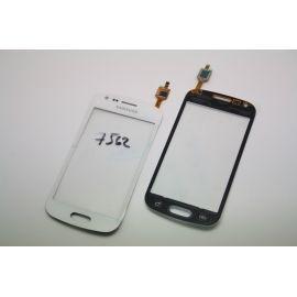 Touchscreen Samsung Galaxy S Duos alb S7562