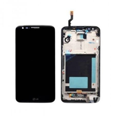 Poze Display LG G2 D802 negru