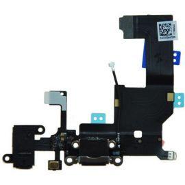 Flex iPhone 5 negru incarcare mufa dock