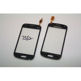 Touchscreen Samsung Galaxy S Duos negru S7562