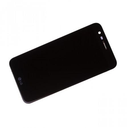 Display LG K10 2017 M250 negru