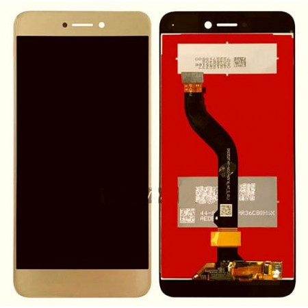Poze Display Huawei P9 Lite 2017 gold