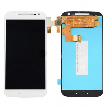 Display Motorola Moto G4 alb