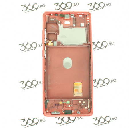 Display Samsung Galaxy S20 FE G780 CLOUD RED