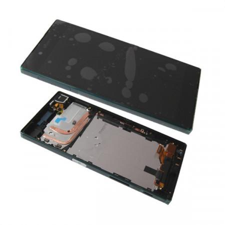 Display Sony Xperia Z5 verde