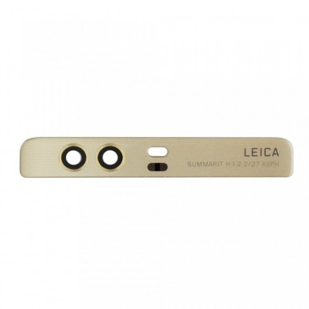 Poze Geam protectie camera Huawei P9 Plus gold