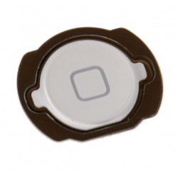 Poze Home button iPod Touch 4 white
