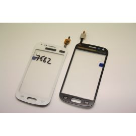 Touchscreen Galaxy S Duos 2 alb S7582 S7580 Trend+