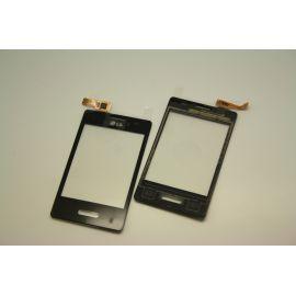 Touchscreen LG E430 Optimus L3 II negru