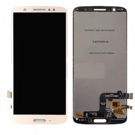 Poze Display Motorola Moto G6 gold
