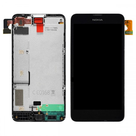 Display Nokia Lumia 630 635 negru