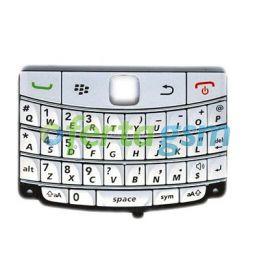 Poze Tastatura keypad BlackBerry 9700 9780 white