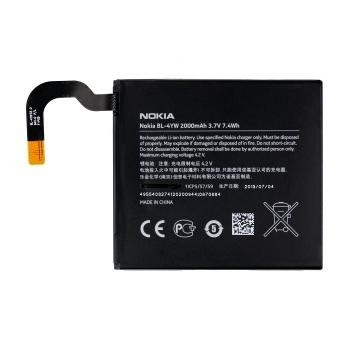 Poze Acumulator baterie Nokia Lumia 925 second hand
