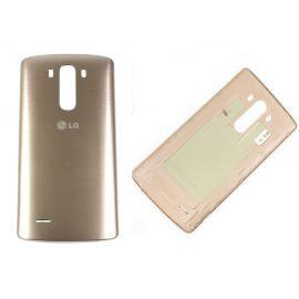 Capac carcasa LG G3 D855 auriu cu NFC