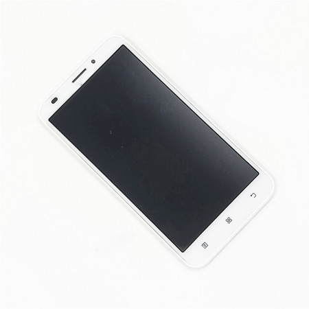 Poze Display Lenovo A916 alb swap