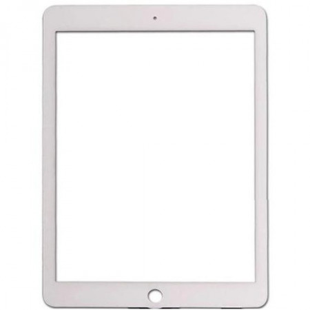 Sticla geam OCA iPad Air 2 alb
