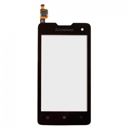 Touchscreen Lenovo A396 negru