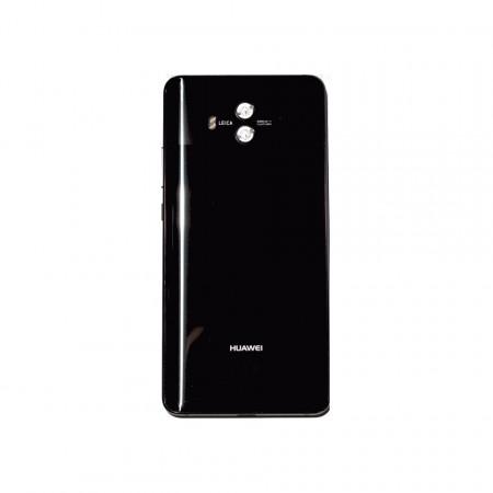 Poze Capac carcasa spate sticla Huawei Mate 10 negru