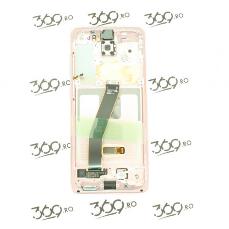 Display Samsung Galaxy S20 G981 CLOUD PINK