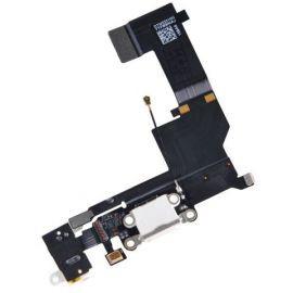 Flex iPhone 5s alb mufa incarcare dock