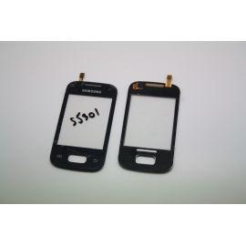 Touchscreen Samsung Galaxy Pocket+ negru S5301