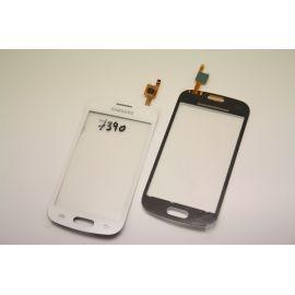 Touchscreen Samsung Galaxy Trend Lite alb S7390