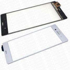 Touchscreen Sony Xperia Z3 D6603 D6643 D6653 alb