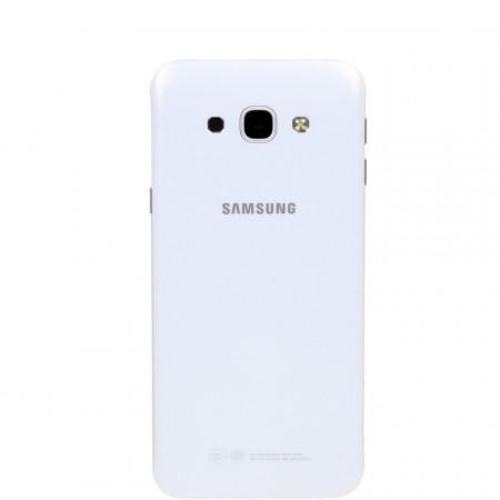 Carcasa spate Samsung Galaxy A8 A8000 alba swap