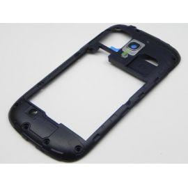 Poze Mijloc carcasa Samsung S3 mini i8190 negru