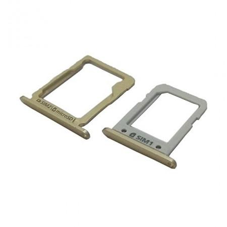 Suport sim si card Samsung Galaxy A8 A8000 gold swap