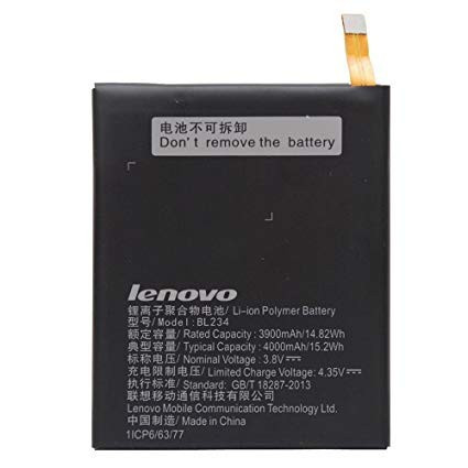 Poze Baterie acumulator BL234 Lenovo P70