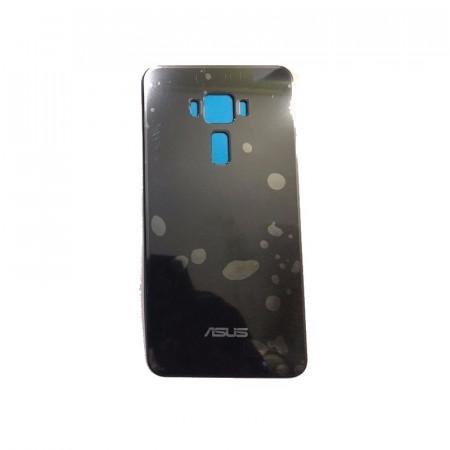Capac carcasa spate sticla Asus Zenfone 3 ZE552KL negru original