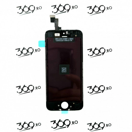 Display iPhone 5S Refurbished negru