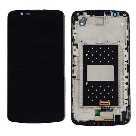 Display LG K10 K420 K430 negru