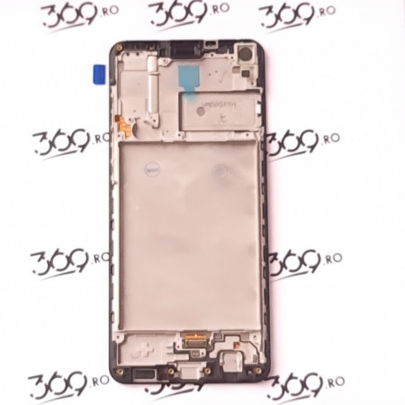 Display Samsung Galaxy A21s 2020 A217 Negru