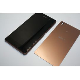 Display Sony Xperia Z3 D6653 D6633 D6603 gold swap