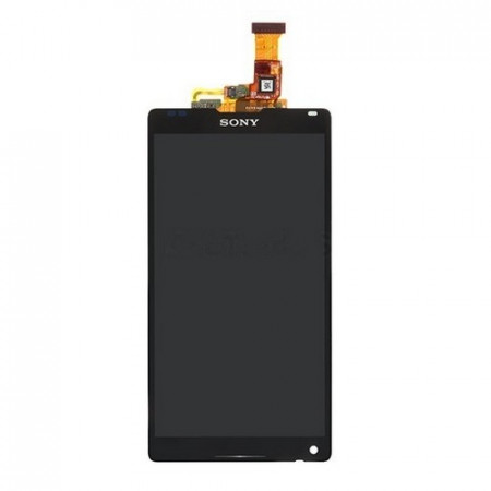 Display Sony Xperia ZL C6503 negru