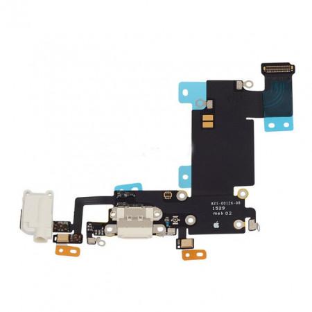 Flex mufa incarcare iPhone 6S Plus alb