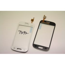 Touchscreen Samsung Galaxy Fresh Duos alb S7392
