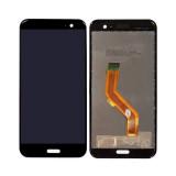 Ansamblu display touchscreen HTC U11 negru