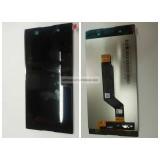 Ansamblu display touchscreen Sony Xperia XA1 Ultra negru
