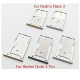 Suport sim gold Xiaomi Redmi Note 3 Pro Silver