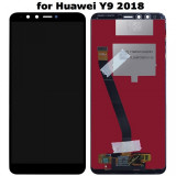 Display Huawei Y9 2018 negru