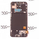 Display Samsung Galaxy A40 A405 negru