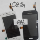 Display Samsung Galaxy Ace 3 S7275 Negru Swap